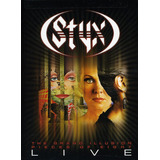 Styx   The Grand Illusion Pieces Of Eight Live [dvd 2cd]